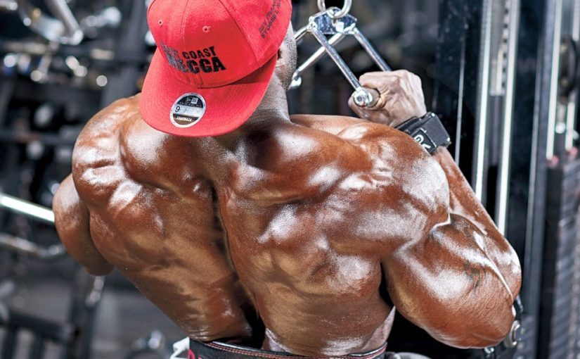 The 3-Move Workout for a Huge, Thick Back