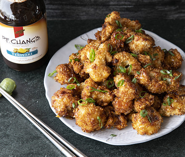 Cauliflower Wings